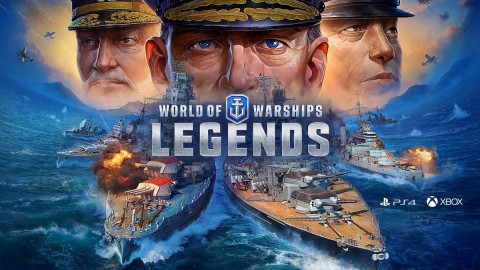 Обзор World of Warships: Legends — «пекабоярам» на зависть