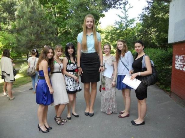 Невероятно высокие девушки Невероятно ... 0901039e001b5