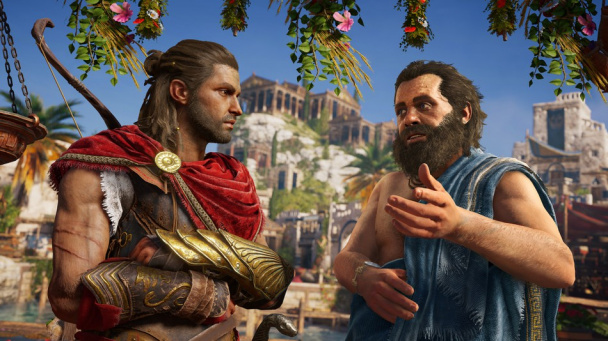 Неуловимый Дамаис! Ubisoft убрала из Assassin's Creed Odyssey ивент с наемником