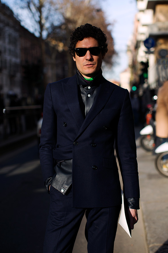 On the Street….Viale Piave, Milan