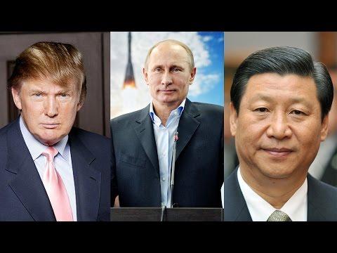 В.А. Ефимов: Трамп растёт сам? Технологии глобального предиктора