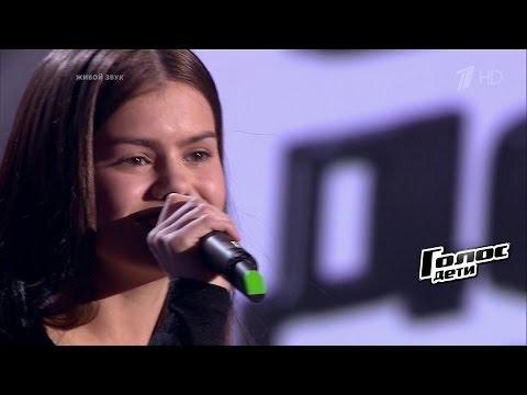 София Ермак на шоу «Голос.Де…