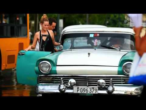 Куба: музей раритетных автомобилей