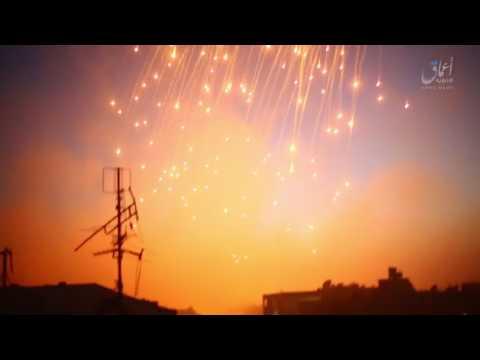 Жуткие кадры: США сжигают фосфором Ракку и Мосул, заявляя о «дымовых завесах»