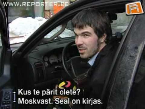 «Хозяева вернулись!» — русские туристы потроллили эстонцев
