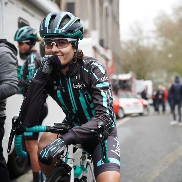 Организаторы велогонки остан…