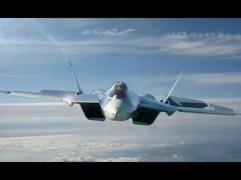 Российский Истребитель Т-50. США не могут поверить своим глазам!
