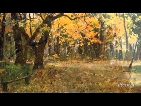 "Вадим Козин - ""Осень, прозрачное утро..."""