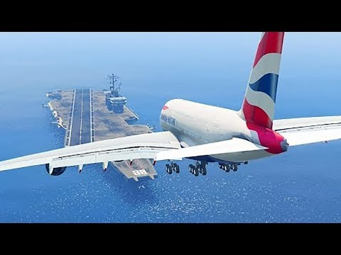 В этом ролике то, что видит пилот и, к счастью, не видит пассажир