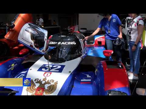 Прототип российского спортивного автомобиля представлен на автосалоне Top Marques в Монако