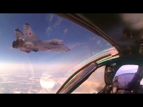 Эстонский летчик совершил ошибку, взяв в прицел над Балтикой российский МиГ-29