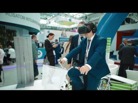 Уникальный проект российских VR разработчиков для атомной отрасли