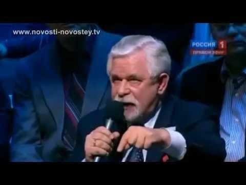 Предательство Горбачева. А. Руцкой.