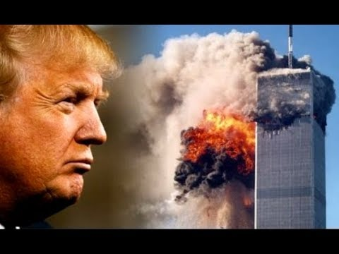 """Трамп : """"Взрыв башен близнец…"""