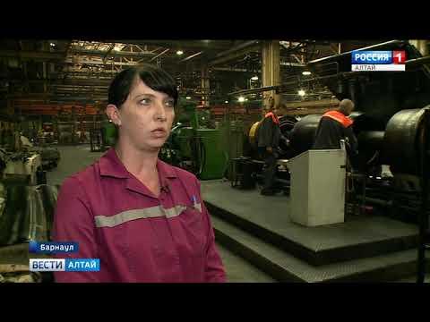 На Алтае начали производить самые большие в России шины для сельскохозяйственной техники