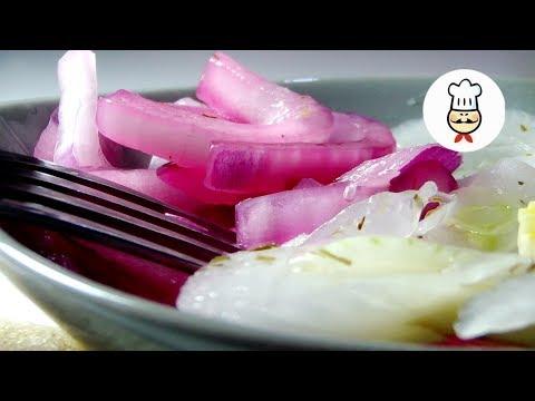 Маринованный лук для салатов…