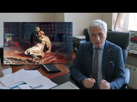 История Леонида Млечина. Иван Грозный