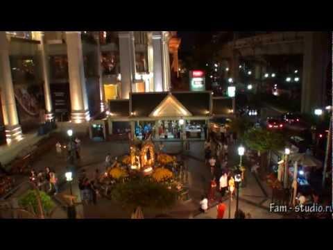 Бангкок - алтари и нац.танцы…