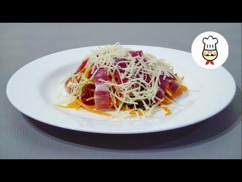 Полезный и вкусный салат из тыквы