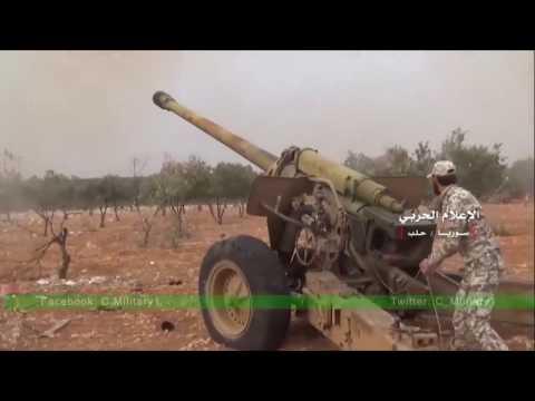 Боевики сдают сирийской арми…
