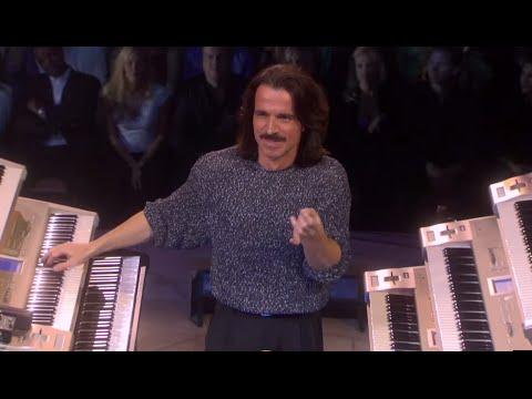 Встречайте Yanni. Супер-энергичное выступление!