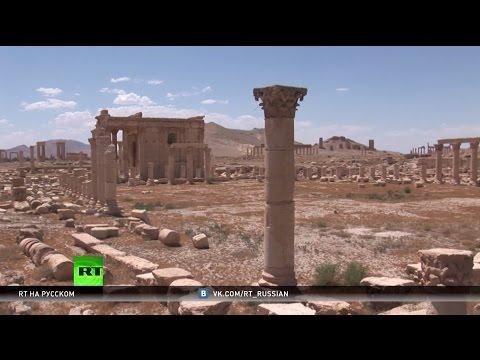 Информационные и реальные войны — эксперты о захвате Пальмиры боевиками ИГ