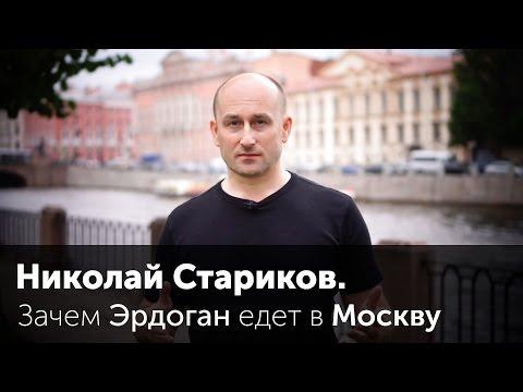 Николай Стариков: Зачем Эрдоган едет в Москву