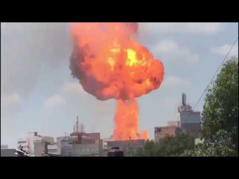 Роковое землетрясение в Мекс…