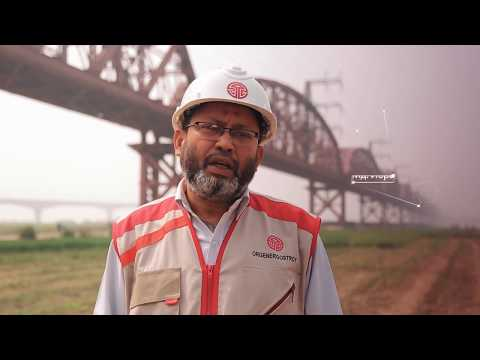 Ход строительства АЭС Руппур в Бангладеш
