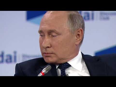 Путин: агрессор должен знать, что возмездие неизбежно