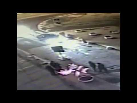 В Сети появилось видео избие…