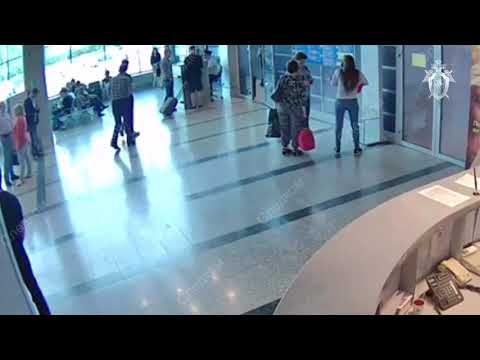СК опубликовал видео с незак…