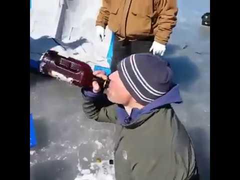 Кёрлинг по-русски от Михалыча.
