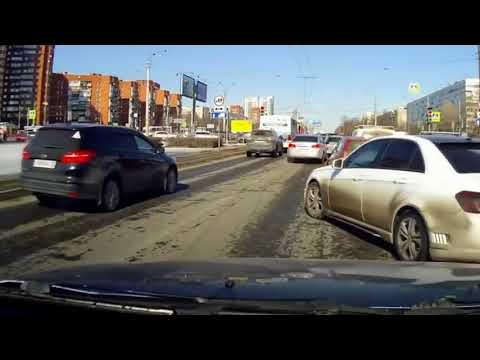 Бабы за рулем, приколы на дороге