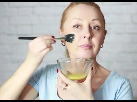 Омолаживающая маска для лица по индийскому рецепту