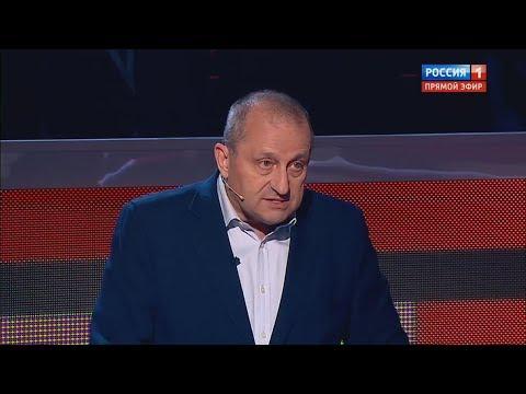 """Яков Кедми: """"Наконец-то Путин проснулся""""."""