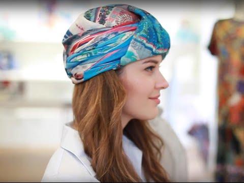 Альтернатива шляпке: 8 спосо…