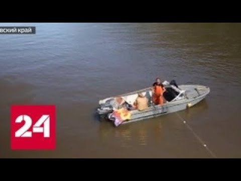 Путина на Амуре: браконьеров…