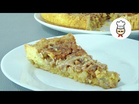 Ореховый пирог-торт