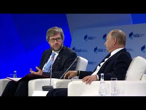 Путин: трагедия в Керчи — это результат глобализации