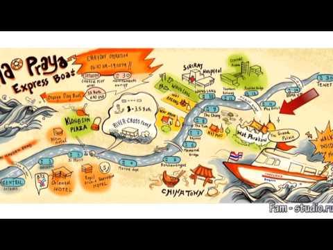 Всё о транспорте Бангкока (видео - путеводитель)