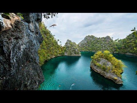 Удивительное Индонезийское путешествие в кратком видео. Просто райское наслаждение