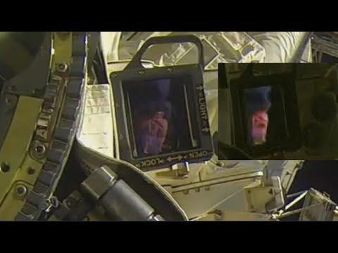 NASA МКС24/7: Кто же засвети…
