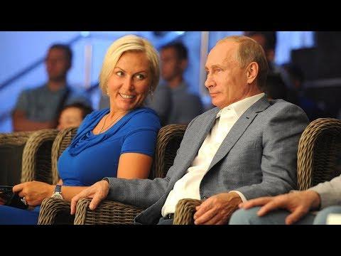 За что женщины любят Путина