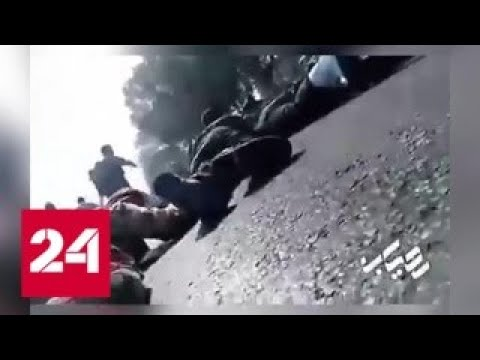 Число жертв теракта на параде в Иране достигло 24 человек