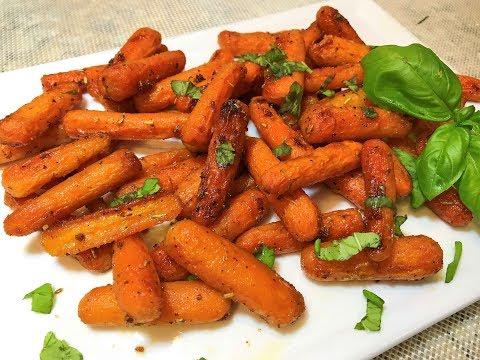Запеченная морковь: потрясаю…