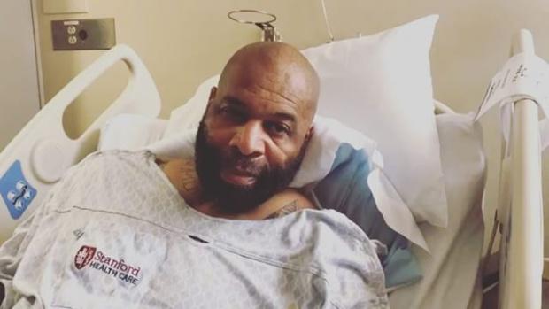 CT Fletcher пережил операцию по пересадке сердца
