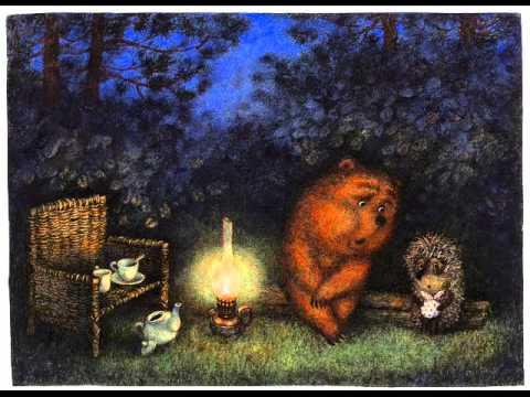 Ежик и Медвежонок: если меня…