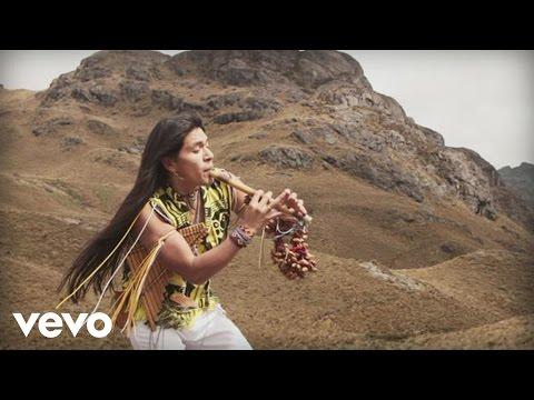 Потрясающая музыка и клип!«El Condor Pasa» от Leo Rojas.