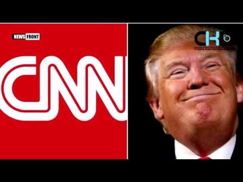 ГЕНИАЛЬНЫЙ ТРАМП И ЖУРНАЛИСТЫ CNN. УРОК ПОЛИТИЧЕСКОГО ПИАРА